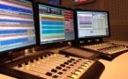 Une radio filmée au NAB de Las Vegas