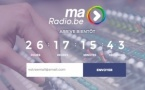 Lancement de maRadio.be