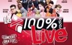 """Un """"100% Live"""" à Montauban par 100%"""