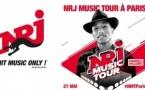 Pharrell Williams au NRJ Music Tour de Paris