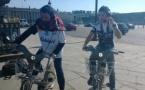Hanouna, en direct, sur un Vélib