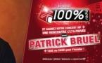 100% mise sur Patrick Bruel