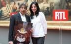 RTL récompense Laurent Voulzy