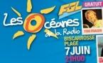 17èmes Océanes de la Radio, le 7 juin
