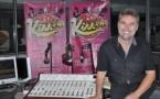 Olivier Cordier, directeur de Kiss FM à Cannes