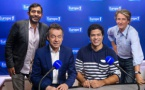 Europe 1 en direct du Brésil
