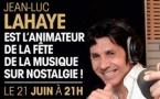 Jean-Luc Lahaye : animateur sur Nostalgie