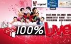 """100% : nouveau """"100% Live"""" à Tarbes"""