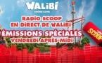 Huit heures de direct pour Radio Scoop à Walibi