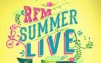 """Le """"RFM Summer Live"""" c'est vendredi"""