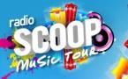 Confirmation du Scoop Music Tour