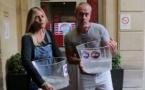 Ice Bucket Challenge réussi pour RFM