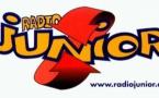 Les jeunes oreilles écoutent Radio Junior