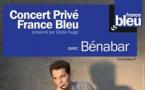 France Bleu : premier Concert Privé de la saison