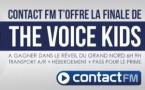La finale de The Voice Kids avec Contact FM