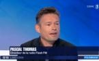 Pascal Thomas, directeur de Flash FM à Limoges, s'est exprimé mercredi sur France 3 au sujet de l'annonce des contrôles radars sur sa radio
