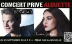 Un nouveau Concert Privé pour Alouette