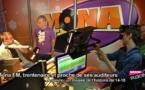 Dans les coulisses de Mona FM