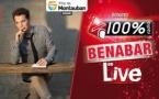 100% en Concert Privé avec Bénabar