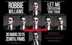 Robbie Williams choisit les radios du groupe Lagardère