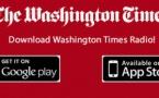 Washington Times Podcasts : radio or not radio ?