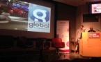 Oliver Deane et Milton Elias au RAIN Summit Europe le 4 novembre 2014 à Londres