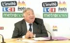 """Gérard Larcher, président du Sénat : """"la RNT est en route"""""""