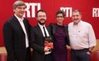 Et le Grand Prix RTL de la BD 2014 est décerné à...