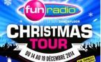 Christmas Tour avec Fun Radio