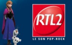 Le Grand Morning de RTL2 à Disneyland
