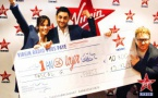 Virgin Radio : un auditeur gagne plus de 10 000 euros
