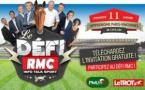 Les stars de RMC se défient sur la piste de Paris Vincennes