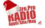 Joyeux Noël à la radio !
