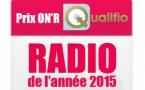 Votez pour votre radio préférée