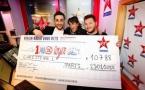 Près de 35 000 €gagnés sur Virgin Radio en 3 heures