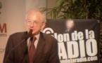 Discours d'Olivier Schrameck au Salon de la Radio