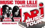 Le NRJ Music Tour fait étape à Lille