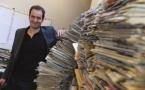 La Lettre Pro - Le Mag 66 -  Dossier le rire à la radio •Tanguy Pastureau, humoriste par accident