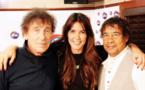 Alain Souchon et Laurent Voulzy (ici avec Sophie Coste) seront parmi les stars du grand concert gratuit de RFM.