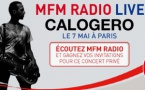 Calogero en Concert Privé avec MFM Radio