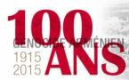 France Magheb 2 solidaire du génocide arménien avec AYP FM