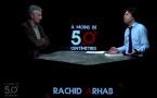 A moins de 50 cm de Rachid Arhab