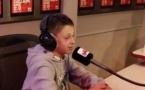 A 10 ans, il fait le show sur NRJ