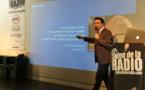Denis Florent lors du dernier Salon de la Radio