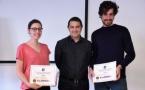 Et les gagnants du Tremplin Radio France des jeunes journalistes sont...