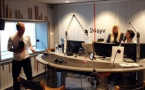 Radio24syv : l'animateur tue en direct un lapin