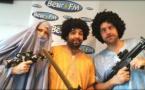 La parodie loufoque Djihad FM, orchestrée par Yacine Bellatar, a fait le buzz. L'humour s'est avéré la meilleure réponse.