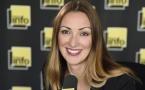 Céline Da Costa, 39 ans, est la nouvelle voix de la météo sur France Info. Avant ça, elle aura été chroniqueuse sportive, animatrice de flux dans une radio électro, meneuse de jeu sur Europe 1...