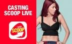 Radio Scoop lance un casting pour son Scoop Live