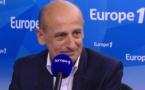 La toute première de Jean-Michel Aphatie sur Europe 1